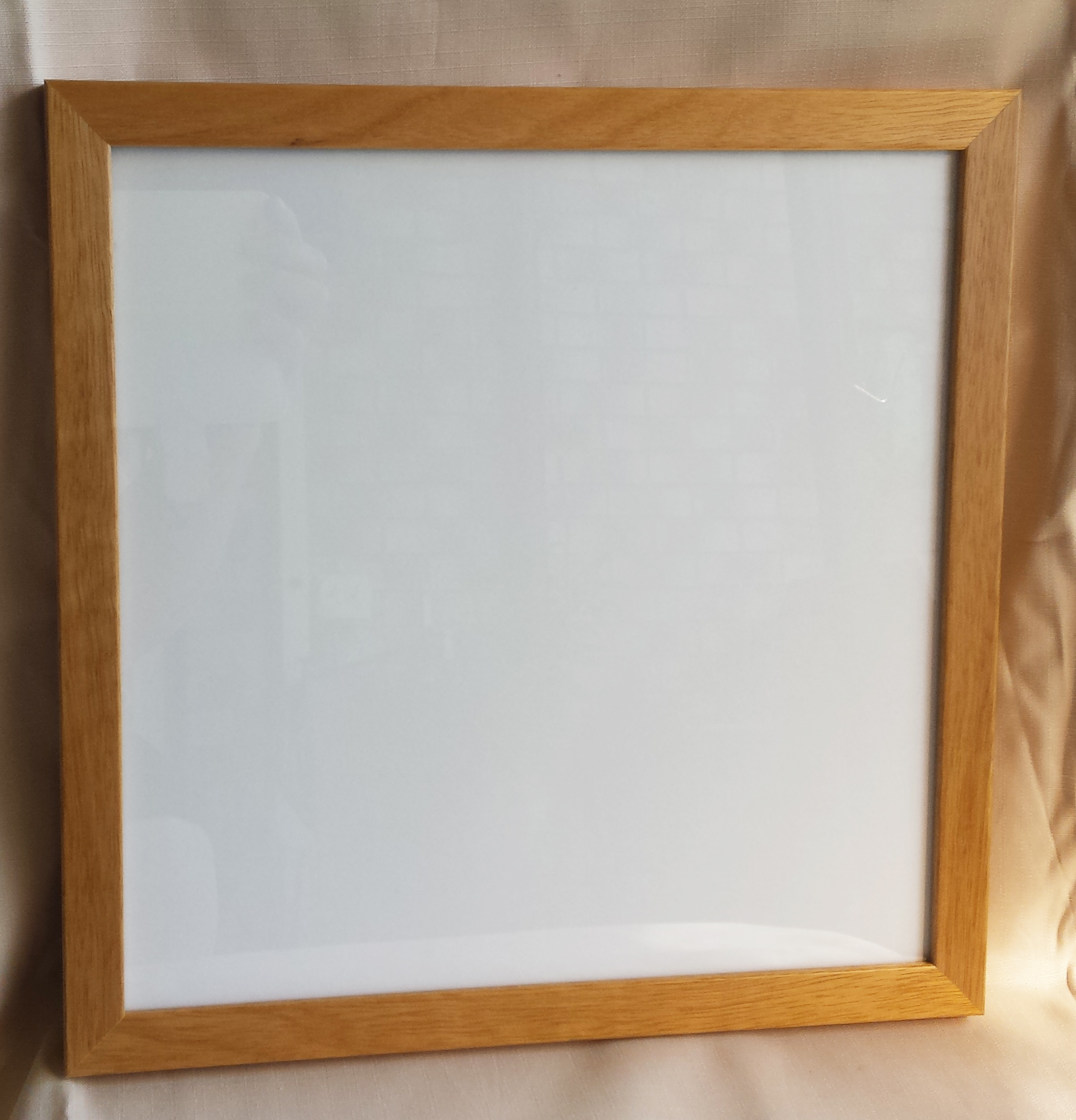 "Light timber moulding  frame 12 x 12 "" or 300 x 300 mm  hanger o"