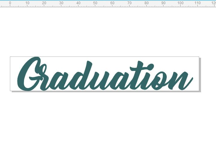 graduation 80 x 20 pack 10 card size