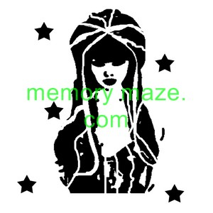Stencil,mask or template  J005  200X200 Min buy 3