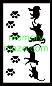 Stencil,mask or template J0155 110X180   Min buy 3