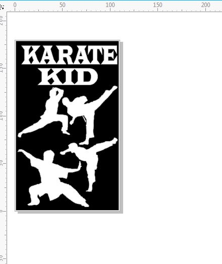 KARATE KID 110 X 180 MM MIN BUY 3.JPG
