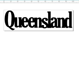 Queensland 100 x 28mm, Pack of 10
