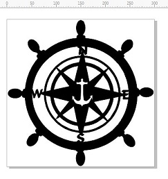 SHIPS WHEEL nautical 300 x 300 min buy 1