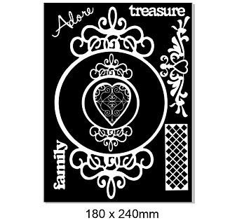 Adore treasure frame 180 x 240MM, Min buy  3