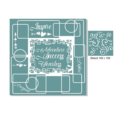 Adventure Success kit pack 12 x 12, laser min buy 3