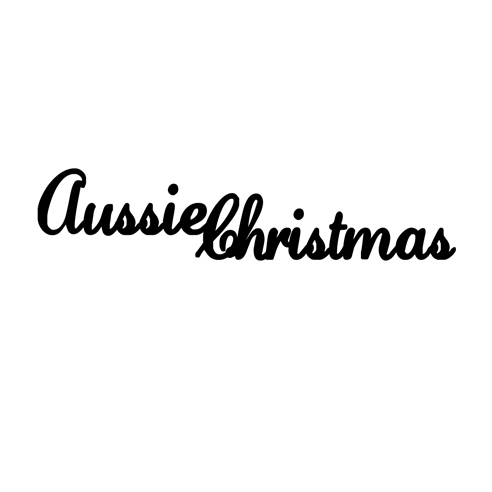 Aussie Christmas 80 x16 mm pack 10