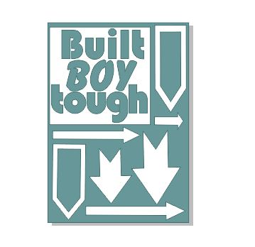 Built Boy tough A4 in size Min buy 3