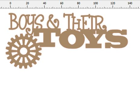boys and their toys 145 x 68 min buy 3