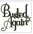 busted again  100 x 100  pack of 5