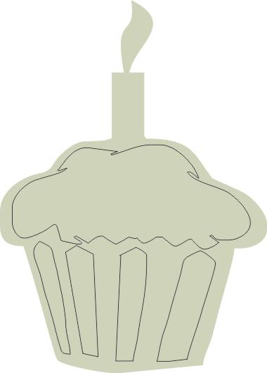 Cup Cake pack of 10