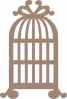 Mini Bird Cage  Pkt of 10 24mm x 35mm