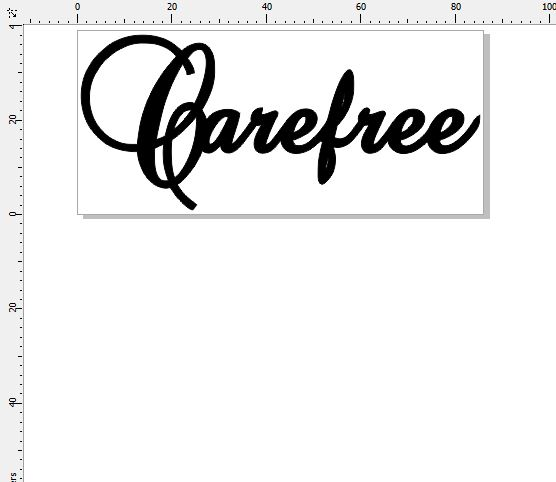 Carefree 86 x 39 Pack of 10 min buy 1