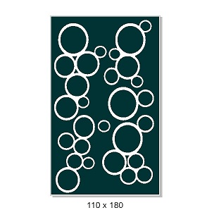 Circles  frames 100 x 180 mm min buy 3 Memory Maze