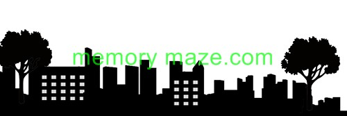 Stencil,mask or template CITY SCAPE  100X300  Min buy 3