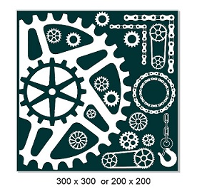 Cogs pulleys industrial 300 x 300 Min buy 3