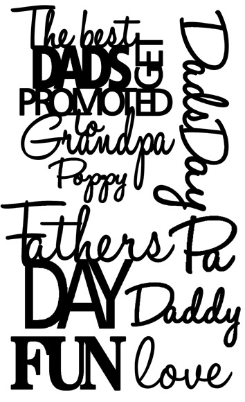 the best dads get promoted to grandfathers day 110 x 180mm min