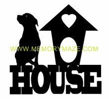 Dog house Min buy 3