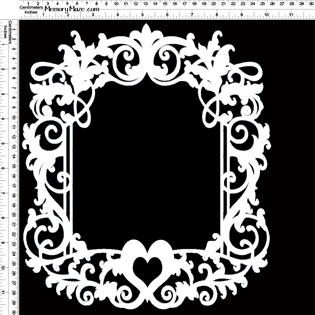 fancy frame 252 x 297
