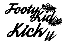 footy kick it  110 x 180 mm min buy 3