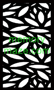 Stencil,mask or template J042 110X180   Min buy 3