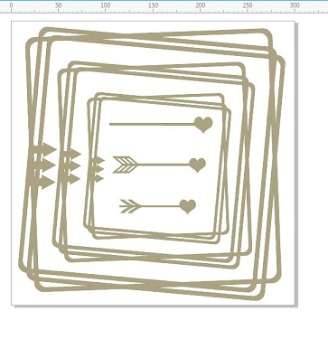 Junky frames arrows 2 300 x 300 set of 3 min buy 3