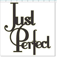 Just Perfect  100 x 100  pack of 5