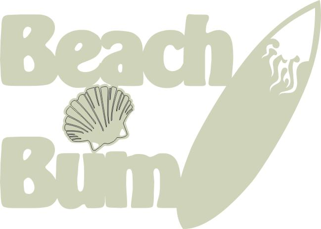 Beach Bum 137 mm x 98 Min buy 3