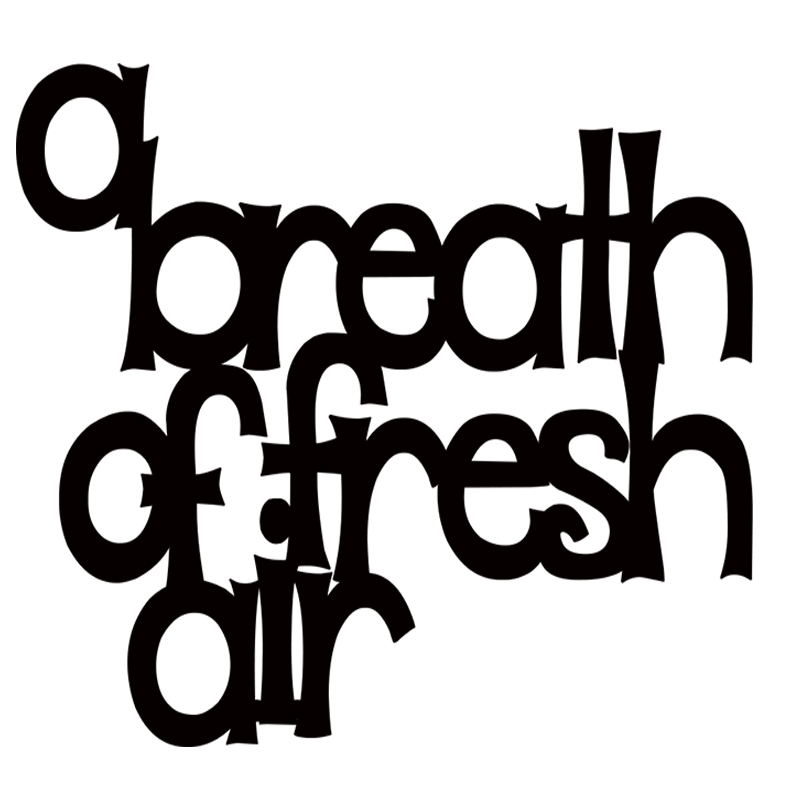A breath of fresh air  sold 3\'s 100x100mm