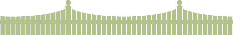 Picket fence Large 3