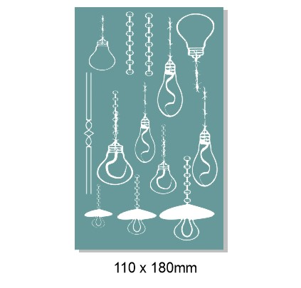 globes Light,chain,industrial 110 x 180mm min buy 3