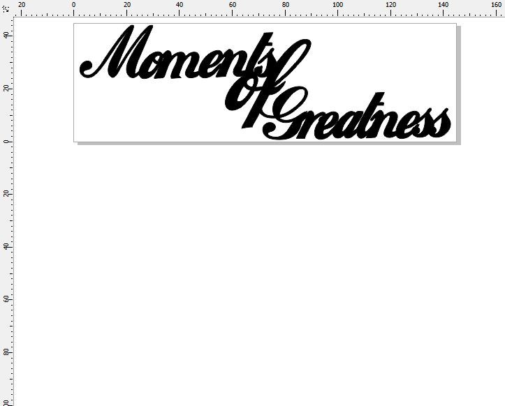 moments of greatness  140 x 45 min buy 3