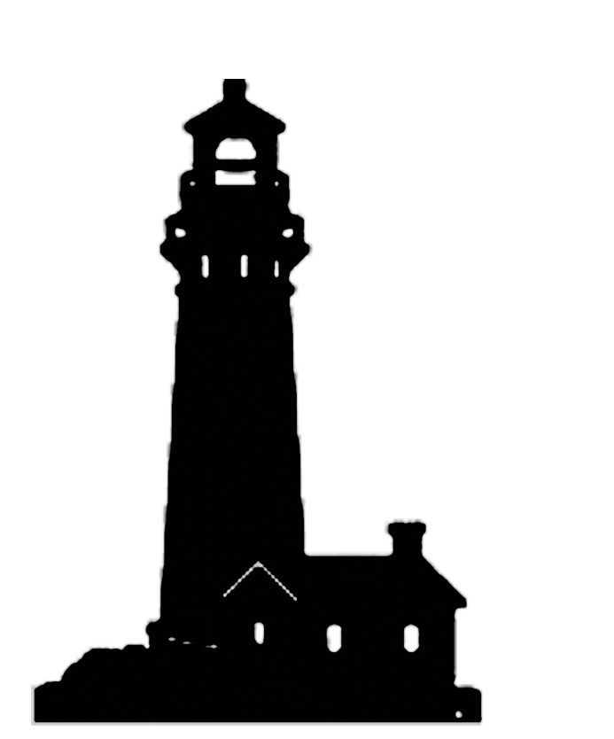 Old lighthouse 60 mm x 30 mm pack of 10, MemoryMaze A Coloring Page Of A Heart