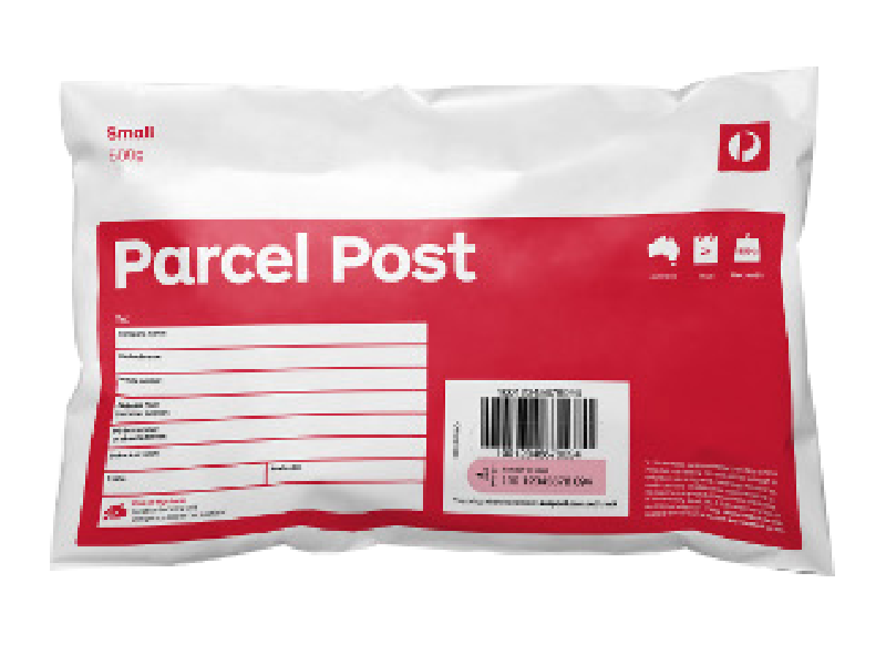 PARCEL  POST Advise of type of post