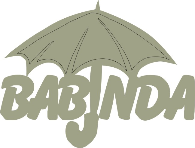 Babinda with Umbrella