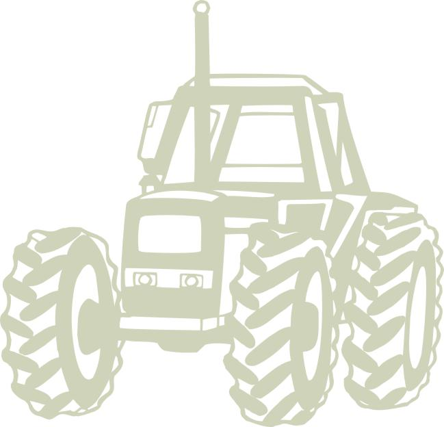 Tractor farming farm  68 mm x 66 mm   min buy 3
