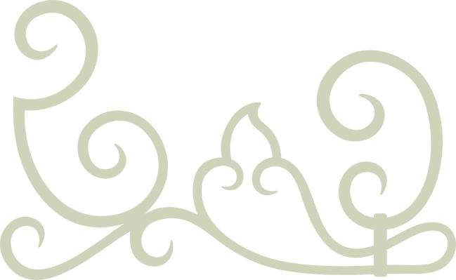 Wrought Iron 26  flourish min buy 3