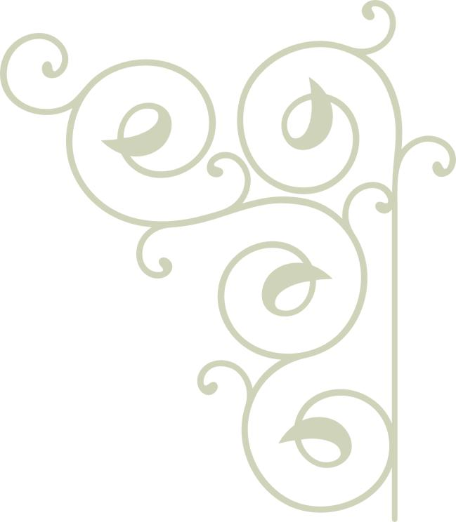 Wrought Iron 36  flourish min buy 3