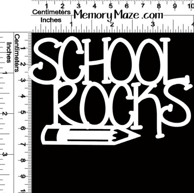 school rocks  100 x 50  min buy 3