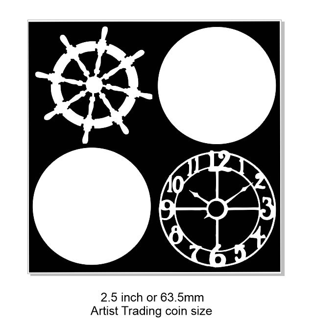 ATC Ships wheel All Boy min buy 3