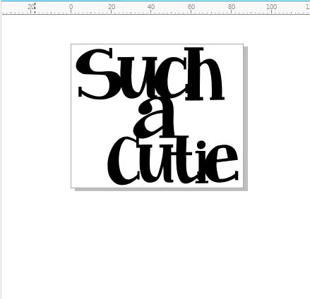 Such a cutie pack 2  100 x 100 mm  min buy 3