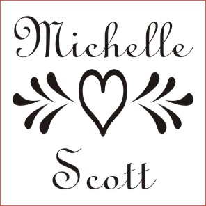 Wedding Stamp 3