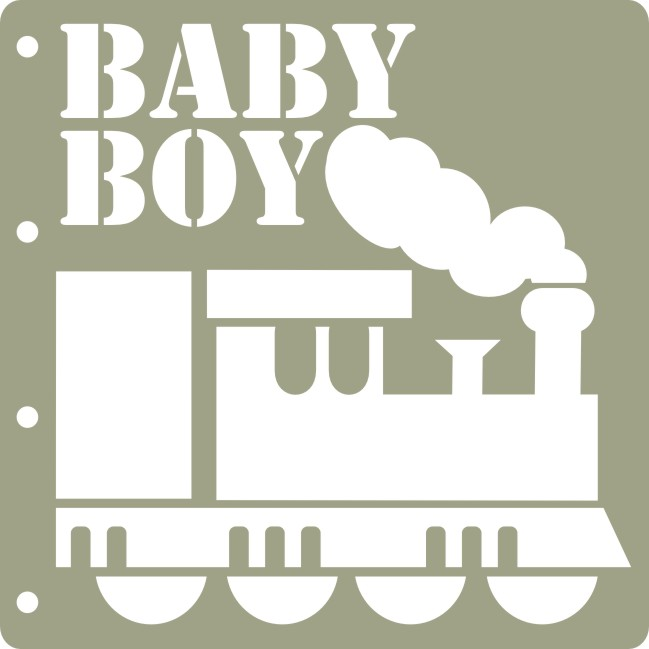 Baby Boy Train Album