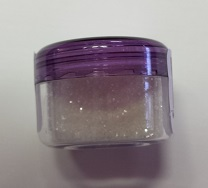 White microfine Glitter 5 gm  min buy 3