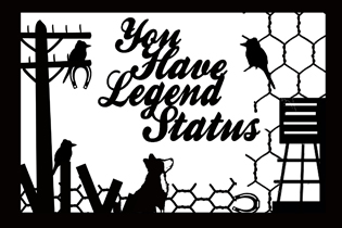You have legend status  country cards 100 x 150  min buy 3 Memor