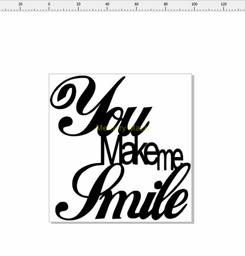 You make me smile 98 x 102 min buy 3