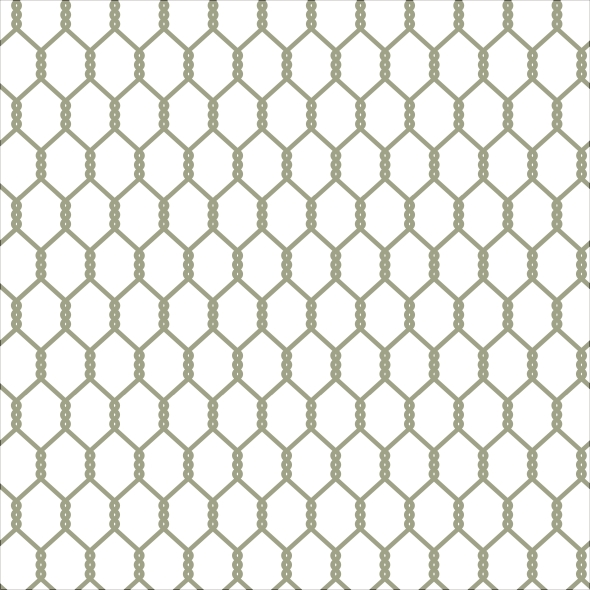 12 x 12 Chicken Wire sold 3\'s